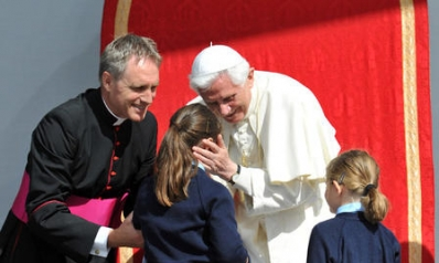 Pope Benedict XVI's address to pupils (UK, 2010)