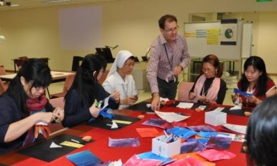 Teachers get fresh ideas at Australian-led course