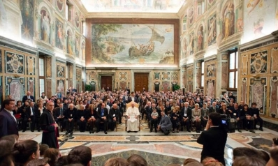 Pope Francis' address during his audience with Representatives of the Catholic Schools Parents' Association