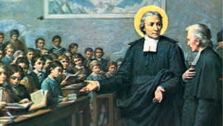 Teaching minds and touching hearts: 5 things we can learn from St John Baptist de la Salle
