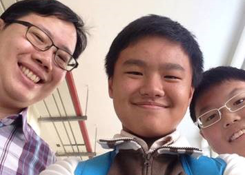 A day in the life of… Nick Chui