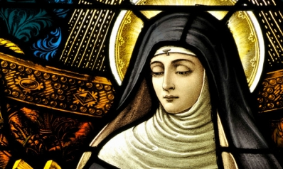 Through The Eyes Of St Monica