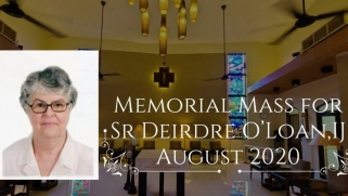 Remembering Sr. Deirdre O'Loan, IJ