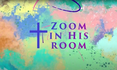"""""""Zoom in His Room"""" Keeping Students Connected to Christ During HBL"""