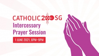 ACCS to Lead Catholic200SG Intercessory Prayer Session
