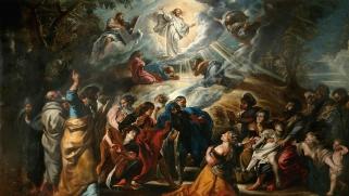 Transfigured: Our True Identity