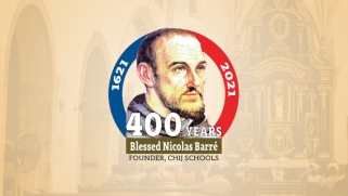 Celebrating the Jubilee of Blessed Nicolas Barré